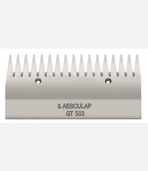 Pettine Aesculap GT 503 superiore 17 denti