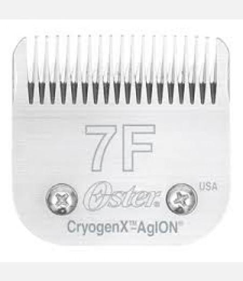 Testina Oster size 7F 3.2 mm