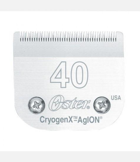 Testina Oster size 40 0.25 mm