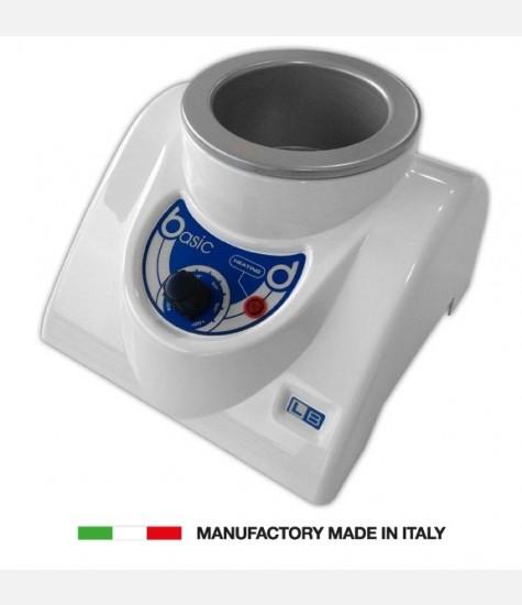 FORNELLO SCALDACERA IN PLASTICA PER BARATTOLO DA 400 E 800 ML MADE IN ITALY