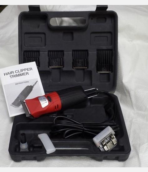 Tosatrice per piccoli animali 816 220 volt 35 watt con 2 testine incluse