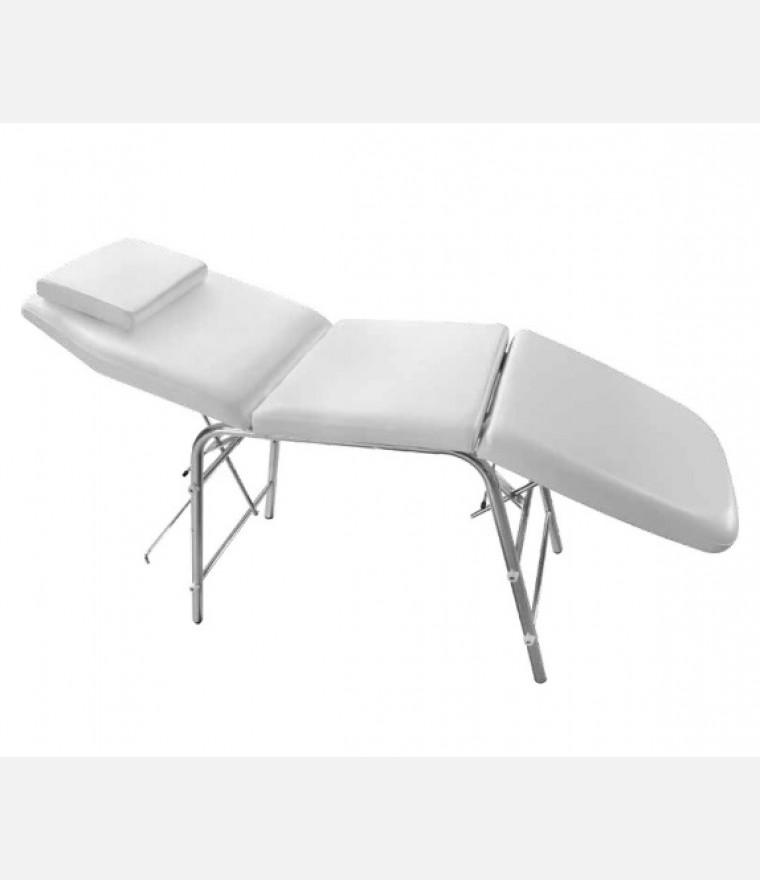 Lettino Pieghevole Estetica.Lettino Poltrona Pieghevole In Alluminio Ideale Per Massaggi