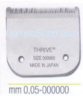 PETTINE TESTINA PER TOSATRICE THRIVE 0.05 MM SIZE 000000