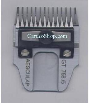 Testina Aesculap GT 758 5 mm