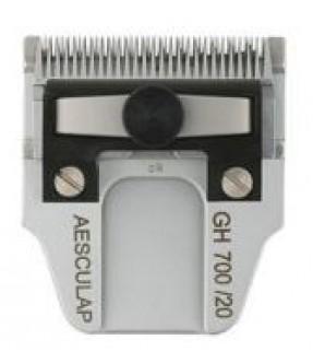 Testina Aesculap Gh 700 1/20 mm
