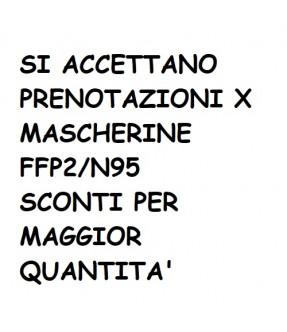 MASCHERINA FFP2 N95 PER USO CIVILE PER COVID19 CORONAVIRUS PER LAVORARE IN SICUREZZA SANIFICAZIONE ESTETISTA PARRUCCHIERE BARBIRE