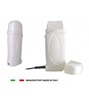 MANIPOLO SCALDACERA IN PLASTICA RULLO DA 100 ML MADE IN ITALY