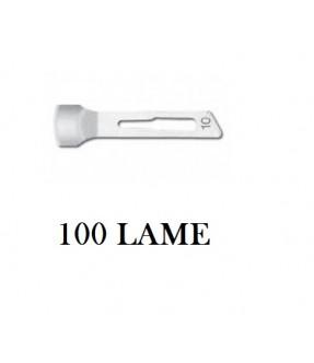 LAMA SGORBIA N°10 100 PZ