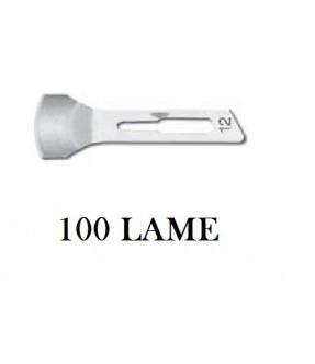 LAMA SGORBIA N°12 100 PZ