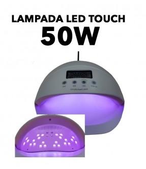 LAMPADA LED UV 50W CON 4 LED ROSSI PER PROTEGGERE PELLE E OCCHI PER ESTETISTA NAIL ART GEL RICOSTRUZIONE CENTRO ESTETICO SPA