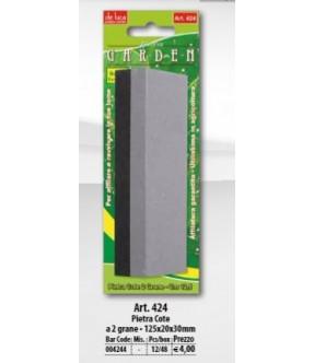 PIETRA PER AFFILARE COTE A 2 GRANE 125 X 20 X 30 MM